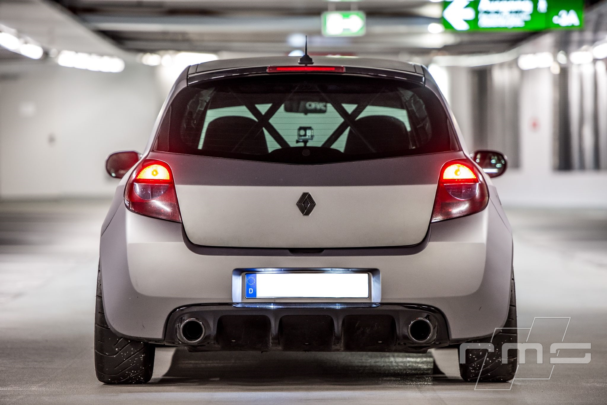 Renault Clio 3 Rs Sport Auto Edition